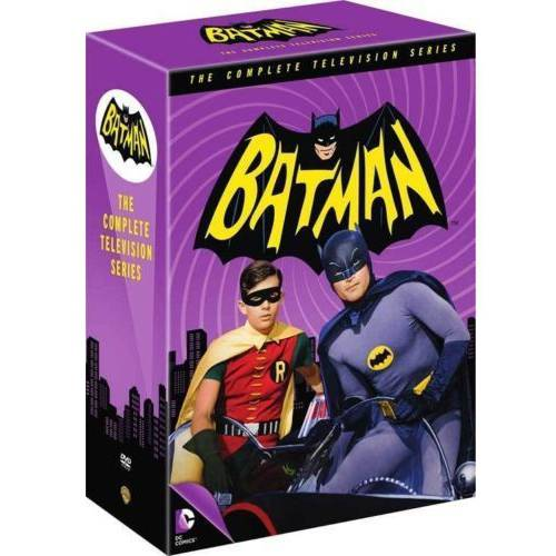 Batman: The Complete Television Series (Full Frame) DVD by WARNER HOME VIDEO