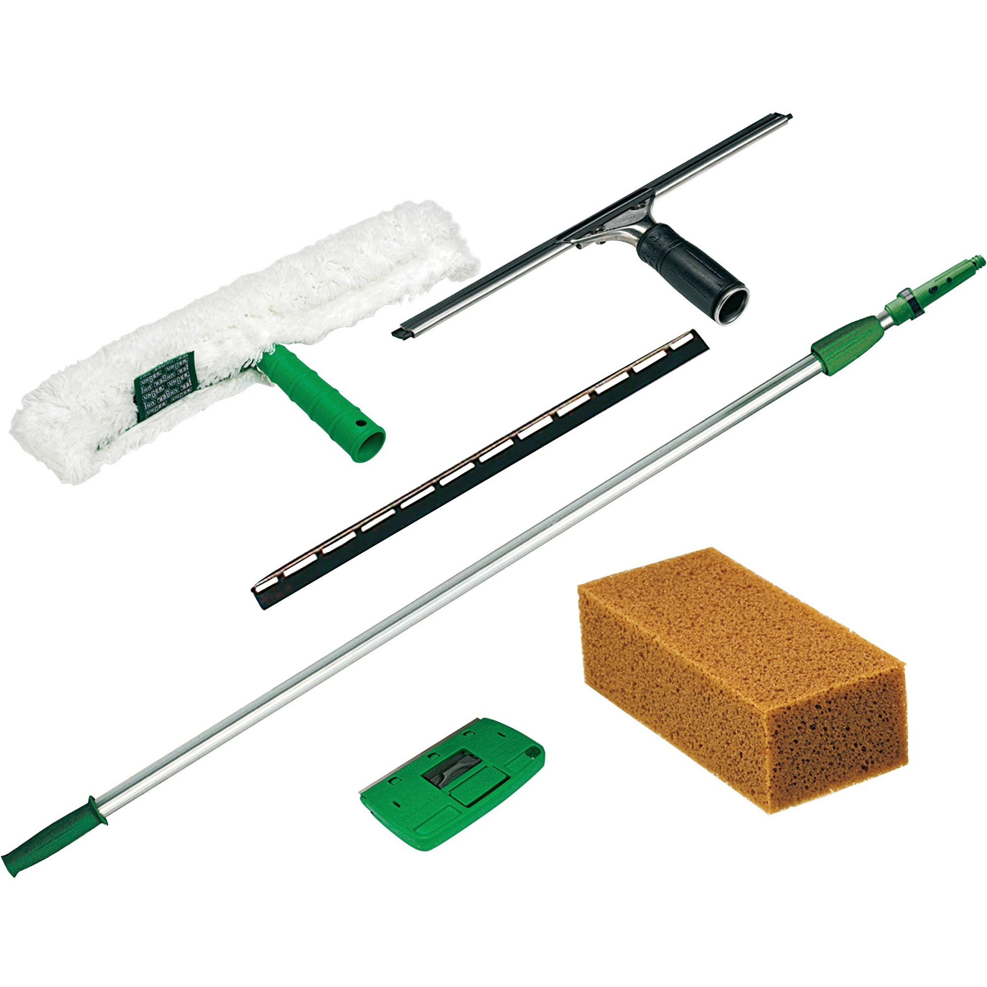 Unger, UNGPWK00, Professional Window Cleaning Kit, 1 / Kit