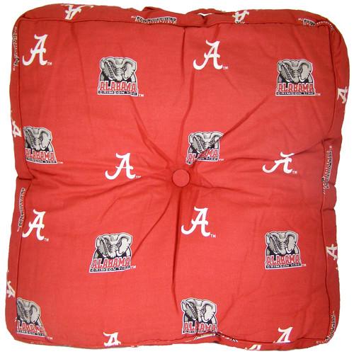 College Covers NCAA  Alabama Floor Pillow