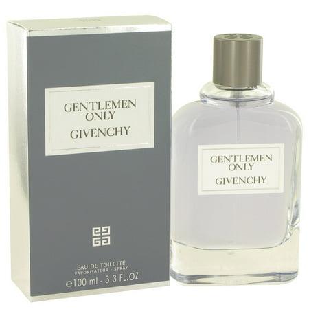 Givenchy Gentlemen Only Eau De Toilette Spray for Men 3.4