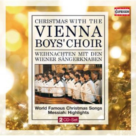 Vienna Boys Choir Christmas.Schubert Handel Herbeck Christmas With The Vienna Boys Choir Cd