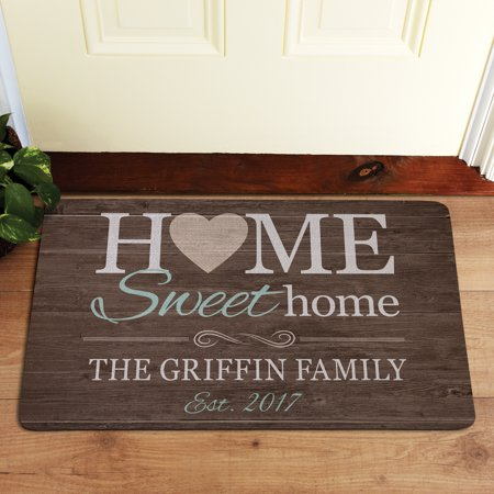 Walmart: Personalized You Are Home Doormat Only $12