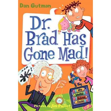 Dr. Brad Has Gone Mad! by