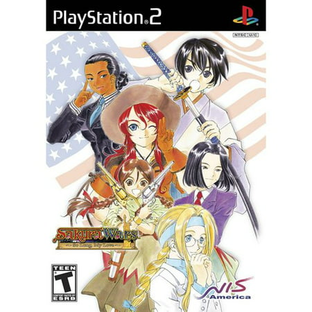 Image of Sakura Wars: So Long, My Love