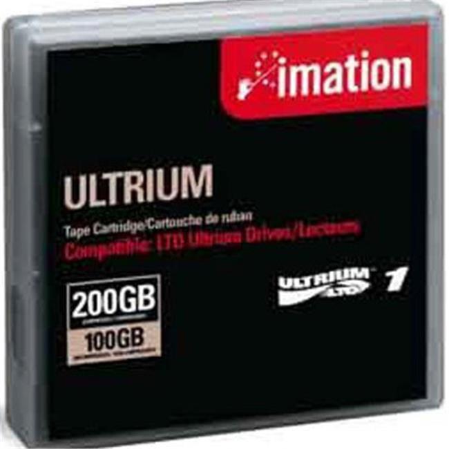 IMATION 16232 LTO Ultrium-1 Tape 100GB- 200GB Labeled