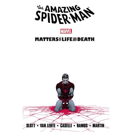 Spider-Man: Matters of Life and Death - eBook - Spiderman Vans