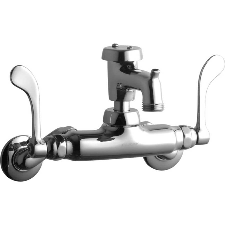 Elkay LK945BP03T4T Commercial 2-Hole Faucet