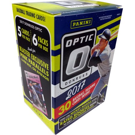 2017 Panini Donruss Optic Baseball MLB Value (1990 Donruss Mlb Card)