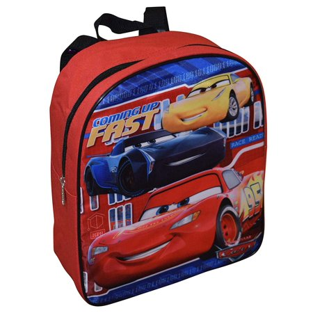Cars Mini Backpack (Boys Disney Cars Movie Mini 12