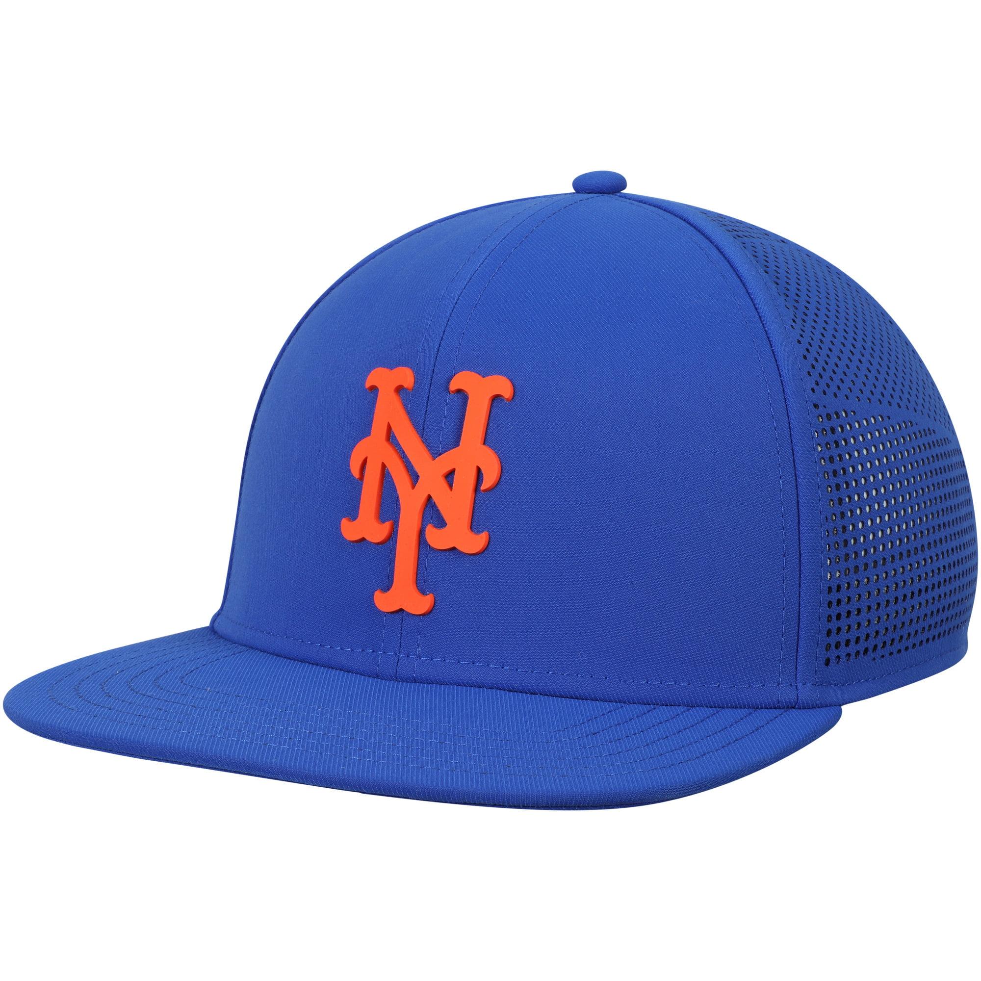 New York Mets Under Armour Supervent Snapback Adjustable Hat - Royal - OSFA