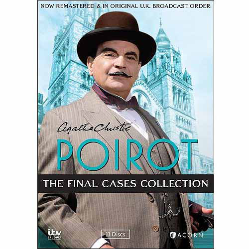 Agatha Christie's Poirot: The Final Cases Collection (Widescreen)