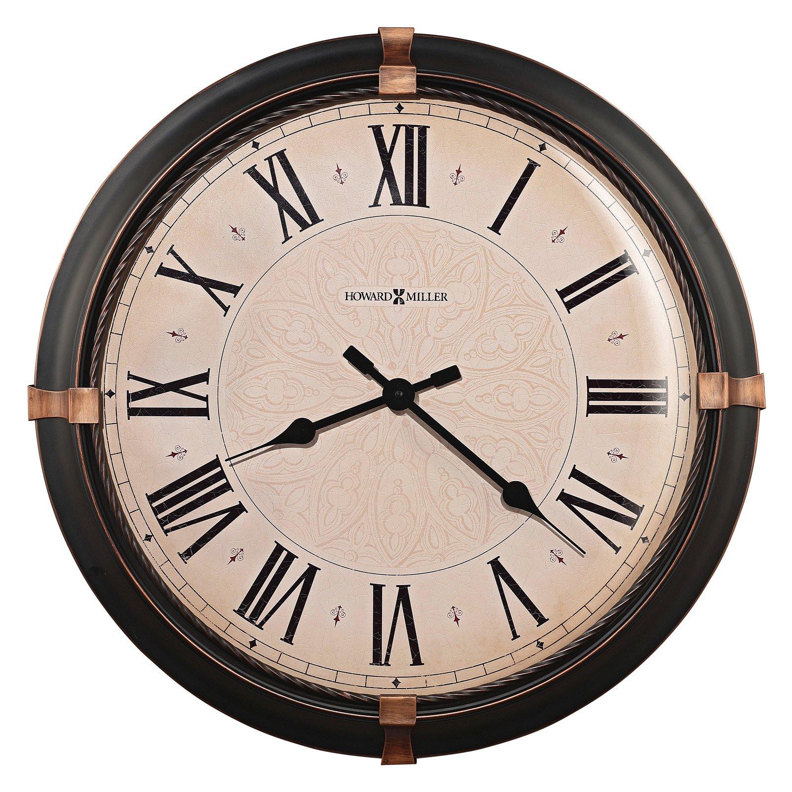 Howard Miller 625-498 Atwater 24 in. Wall Clock by Howard Miller