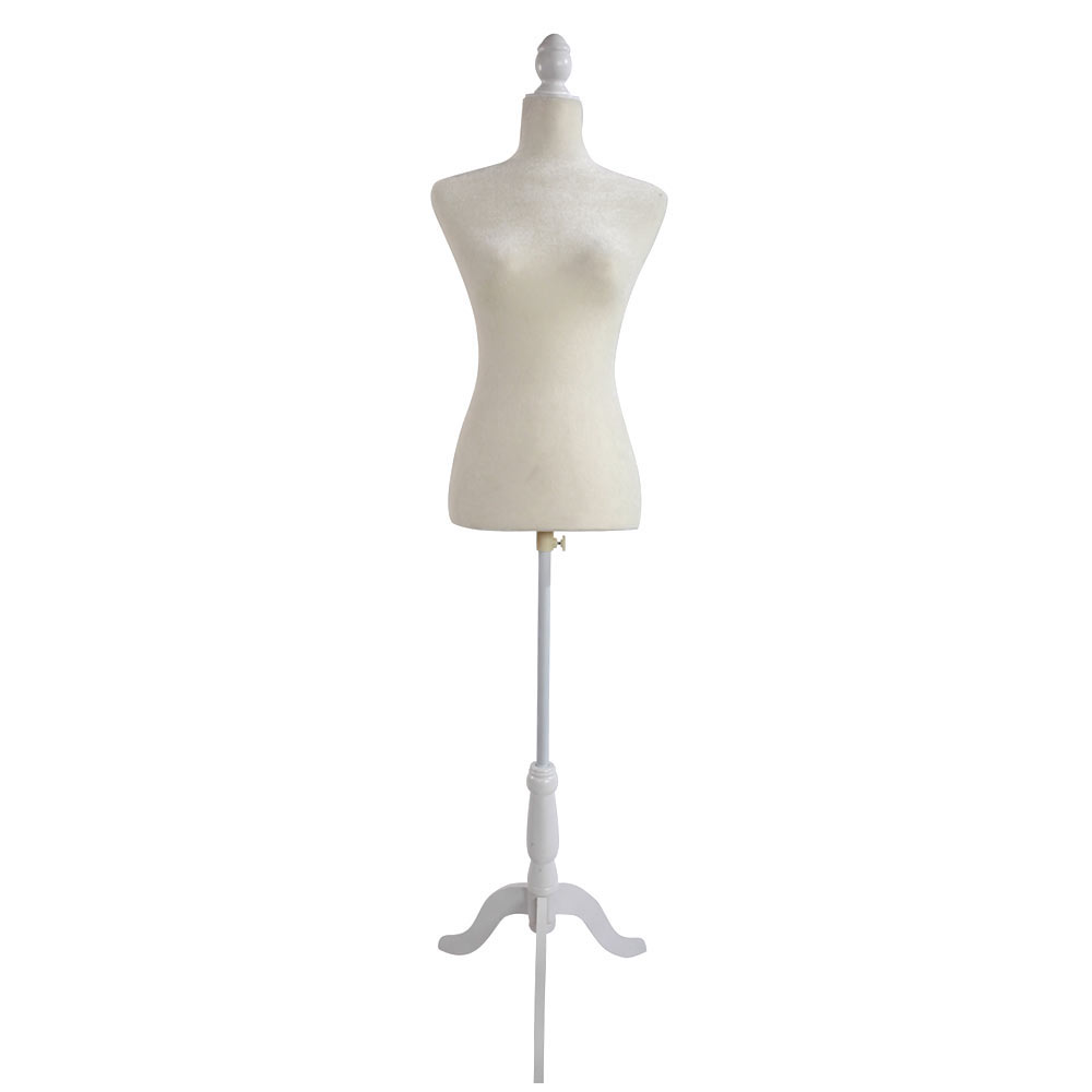 Ktaxon Female Mannequin Torso Clothing Dress Form Display Sewing ...