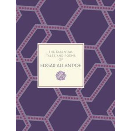 The Essential Tales & Poems of Edgar Allan Poe - eBook (Edgar Allan Poe Halloween Poems)