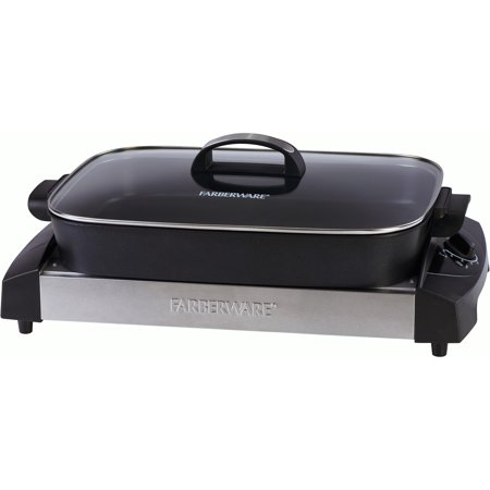 Farberware Grill & Griddle Cooking System 3-in-1 Skillet