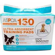 ASPCA Puppy Training Pads 100 count, 22x22