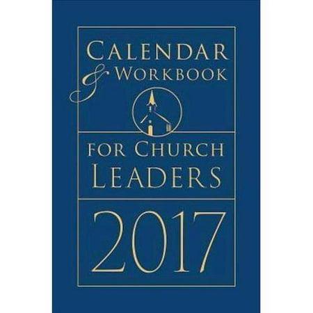 Image of Church Leaders 2017 Calendar