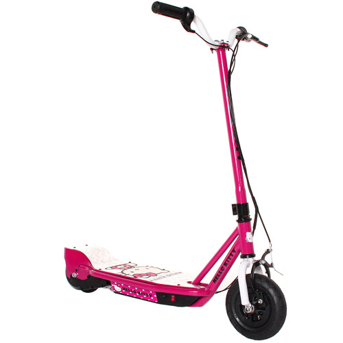Hello Kitty Girl's Step Up Scooter by Dynacraft