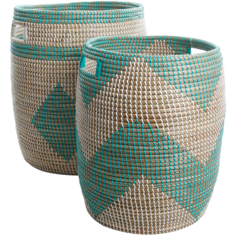 Gibson Eco Friendly 2-Piece Swinley Basket