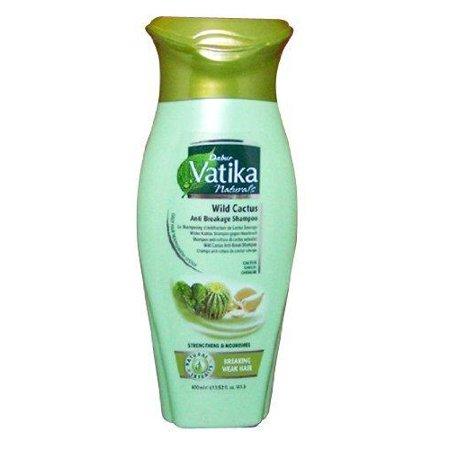 dabur vatika wild cactus shampoo 400ml
