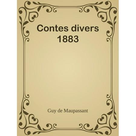 Contes divers 1883 - eBook