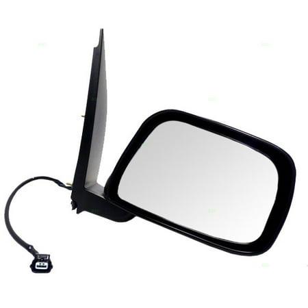Passengers Power Side View Mirror Replacement for Nissan Frontier Pathfinder Xterra Suzuki Equator 96301-EA18E