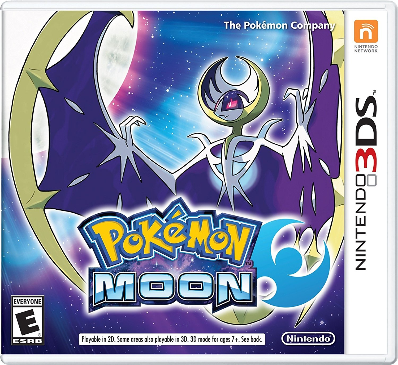 Nintendo 3DS - Pokemon Moon