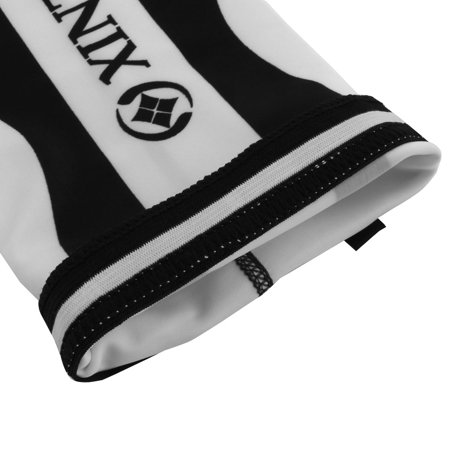 XINTOWN Authorized Sports Cooler Band Arm Sleeves Protector White Black M Pair - image 1 of 5