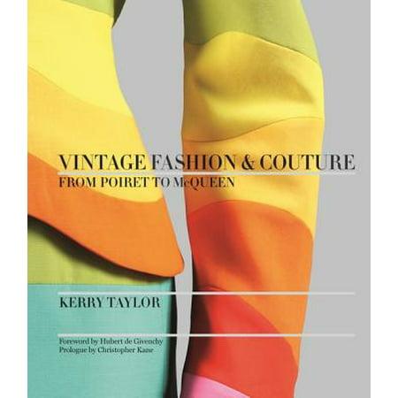 Vintage Fashion & Couture - eBook
