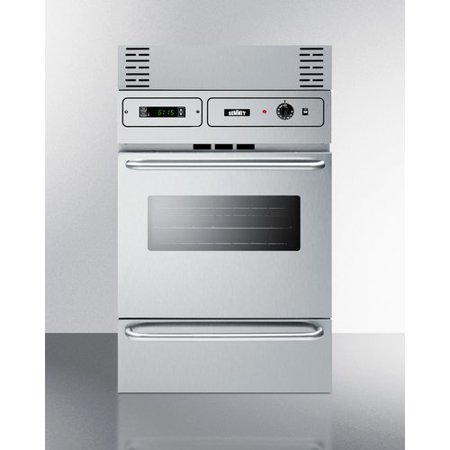 Summit Appliance Summit 24'' Electric Single Wall Oven