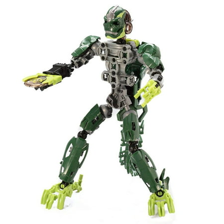 Mega Bloks Amazing Spiderman Lizard Techbot Building Set 91332 Spider Man