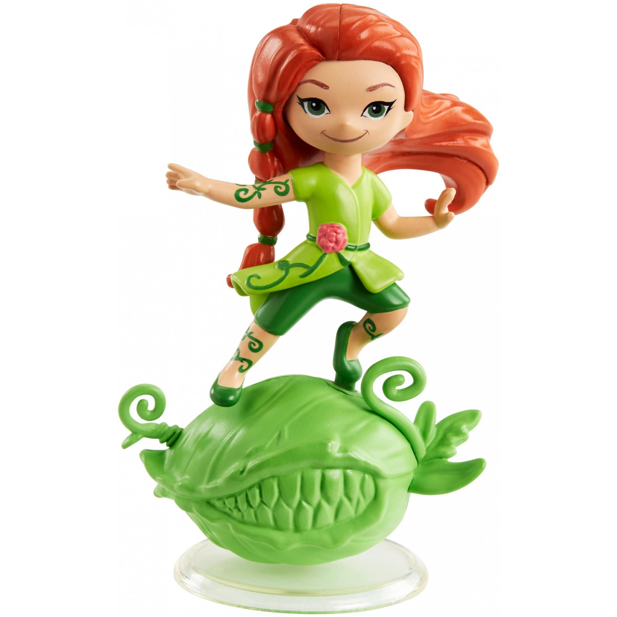 DC Super Hero Girls Poison Ivy Mini Figure