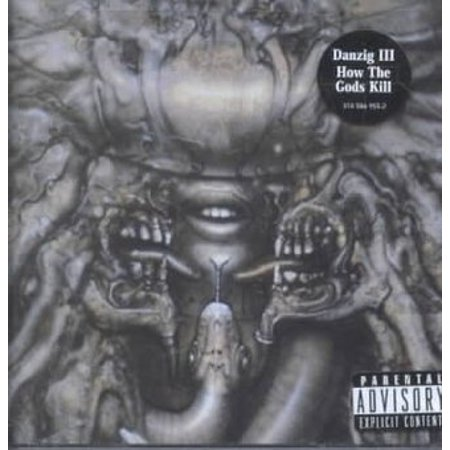 Danzig 3: How the Gods Kill (CD) (explicit) - Danzig Halloween Songs