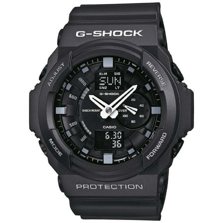 Casio Men's G-Shock GA150-1A Black Resin Quartz Fashion Watch