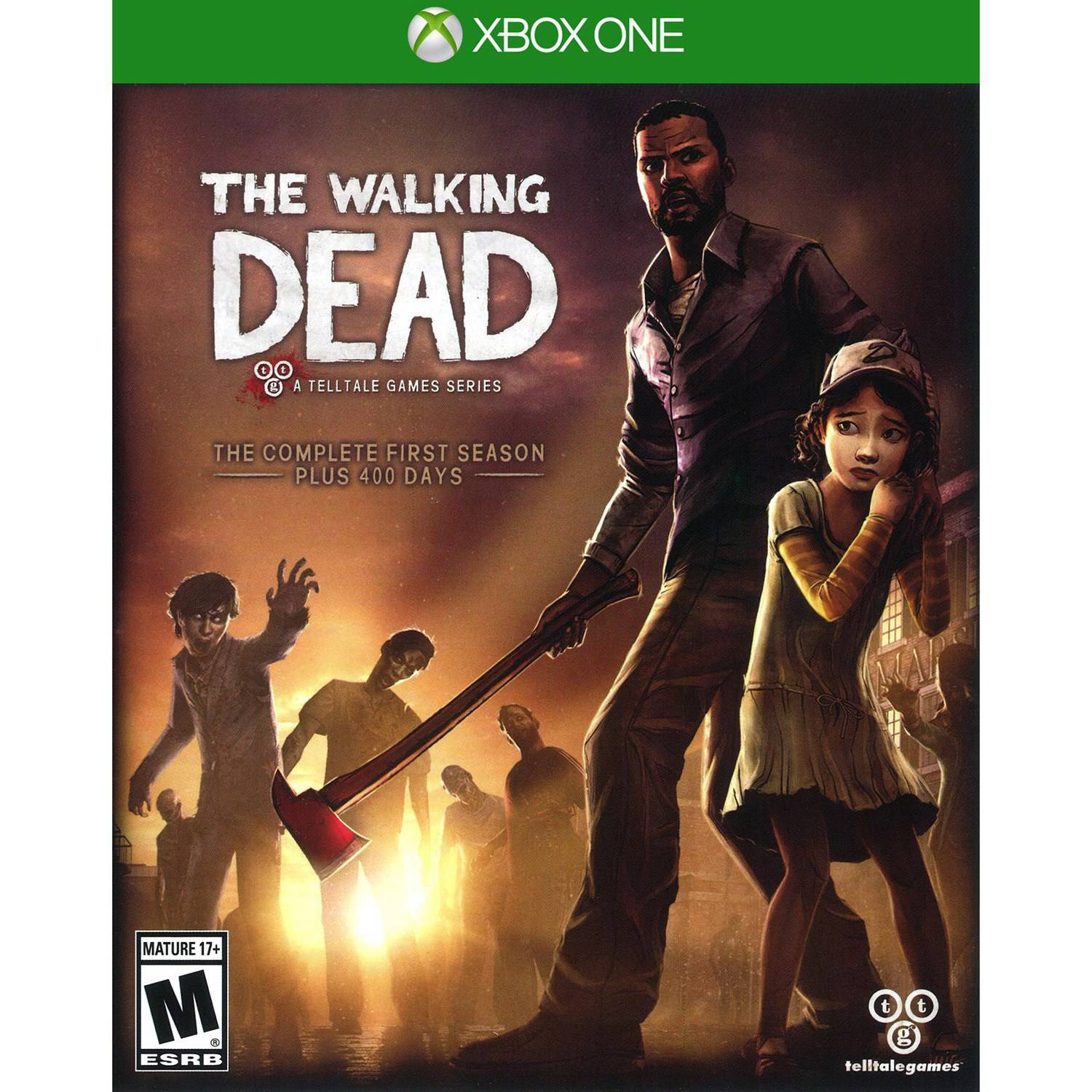 The Walking Dead Season 1(Xbox One)