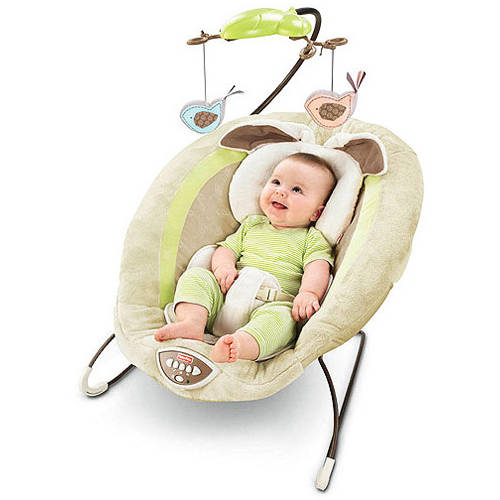 Fisher Price My Little Snugabunny Bouncer by Fisher-Price