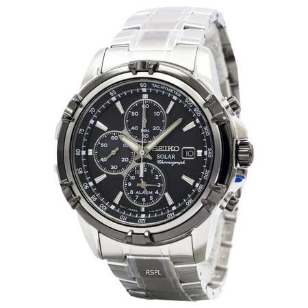 - Seiko Solar Chronograph SSC147 SSC147P1 SSC147P Men's Watch