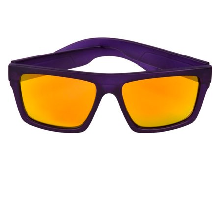 Scin Hopscotch Polarized Sunglasses (MATTE LIBERTY XTAL / BROWN LENS RED REVO FM)](Liberty Sunglasses)