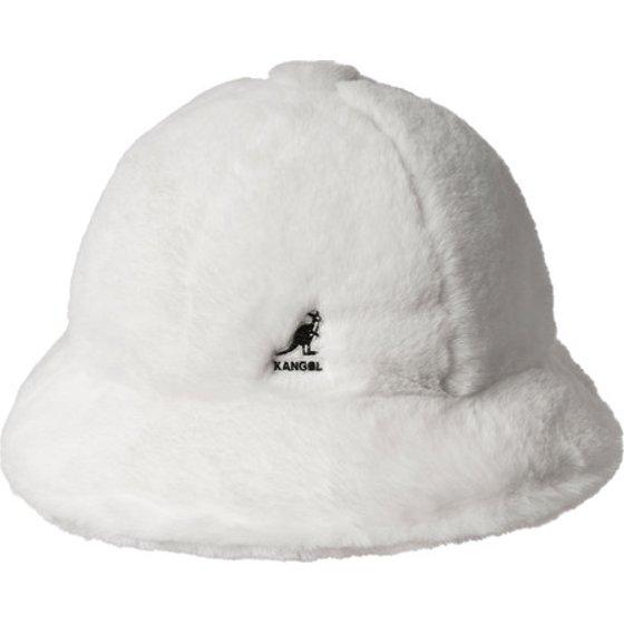 Kangol - Kangol Faux Fur Casual Bucket Hat - Walmart.com 888c498daf4