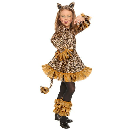 Leopard Girls' Child Halloween Costume - Infant Charlie Brown Halloween Costume