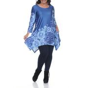 Women's Plus Size Rella Tunic Top
