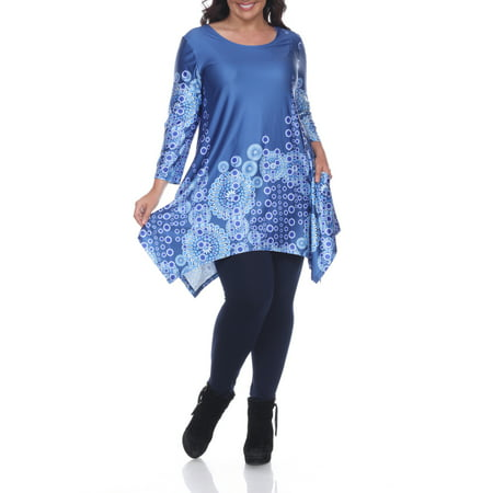 Women's Plus Size Rella Tunic Top