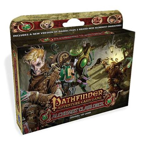 Pathfinder Adventure Card Game: Alchemist Class Deck (Other) - Halloween Games To Play In Class
