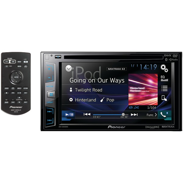 Pioneer AVH-X3800BHS Receiver Driver Download