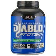 ANS Performance Diablo Protein, Vanilla, 4 Pounds