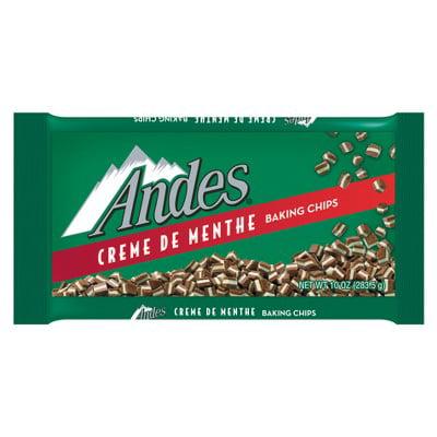 Andes Crème De Menthe Baking Chips 10oz by