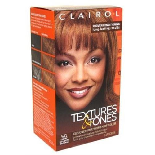 Clairol Textures Amp Tones 5g Light Golden Brown 1 Ea Pack