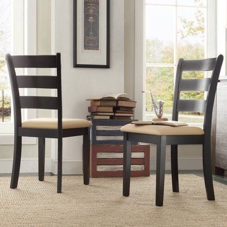 Prime Lexington Ladder Back Dining Chairs Set Beutiful Home Inspiration Cosmmahrainfo