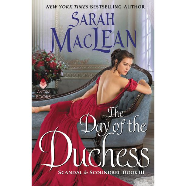 Scandal & Scoundrel: The Day of the Duchess (Hardcover)