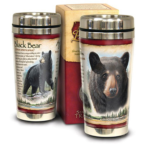 American Expedition Wildlife Steel Travel Mug